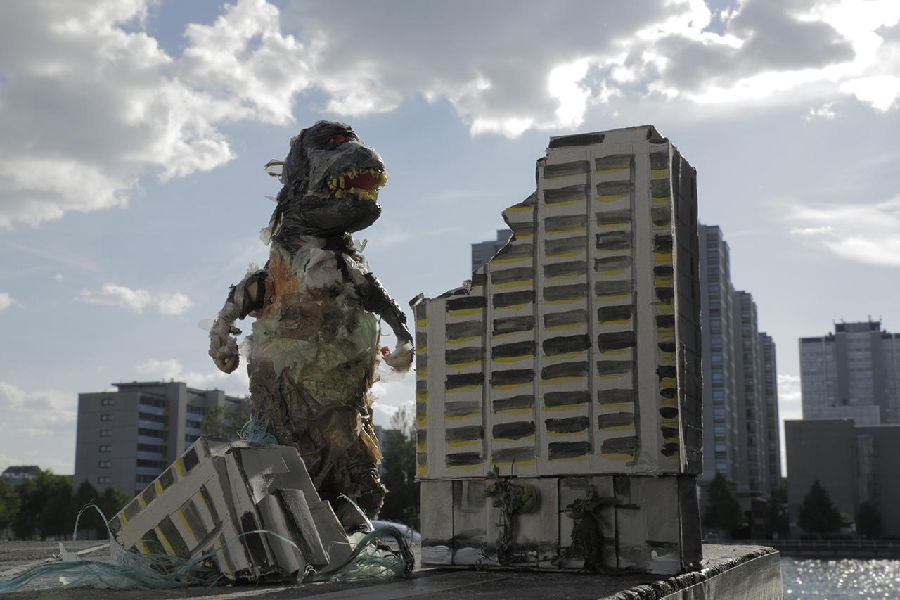 The Plastic Godzilla of the Baltic Sea