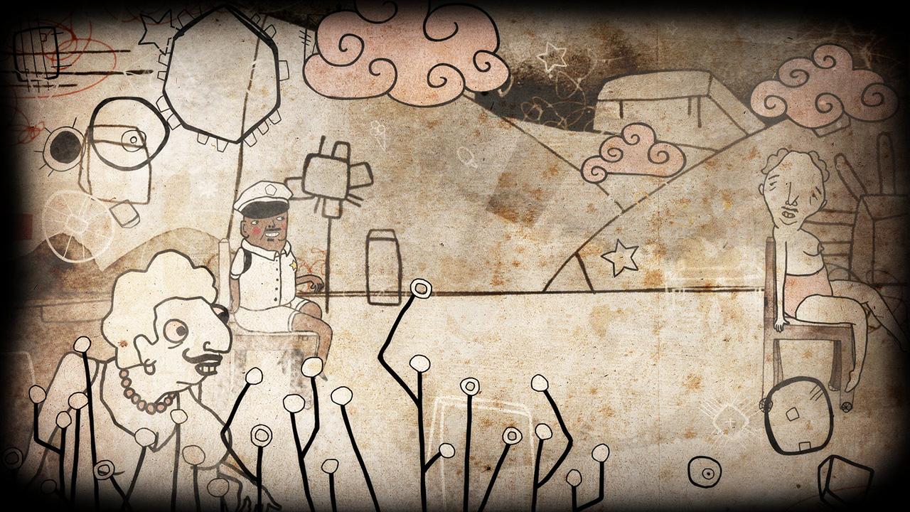 Ganzanderes Animation
